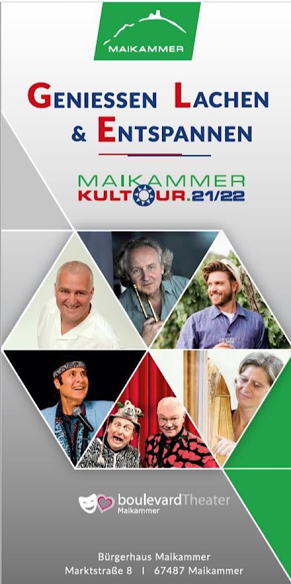 Maikammer KulTour. 2021/22 (Foto: Büro für Tourismus Maikammer)