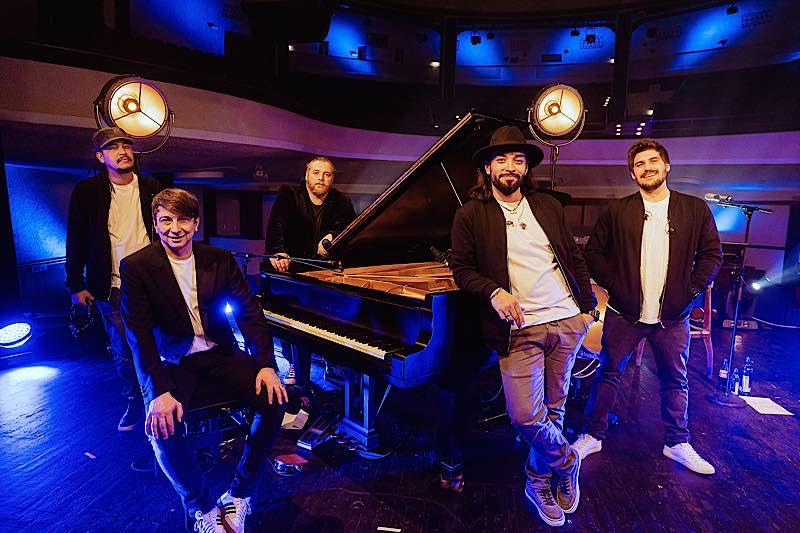 Söhne Mannheims Piano (Foto: Sebastian Weindel)