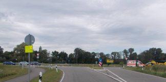 Verkehrsunfall bei Geinsheim (Foto: Polizei RLP)