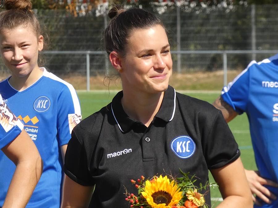 Romina Konrad (Foto: Hannes Blank)