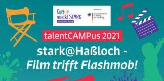 Ferienbildungsprogramm: talentCAMPus (Quelle: VHS Haßloch)