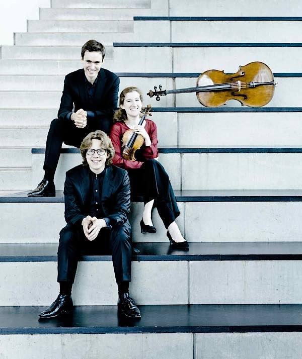 Van Baerle Trio (Foto: Marco Borggreve)