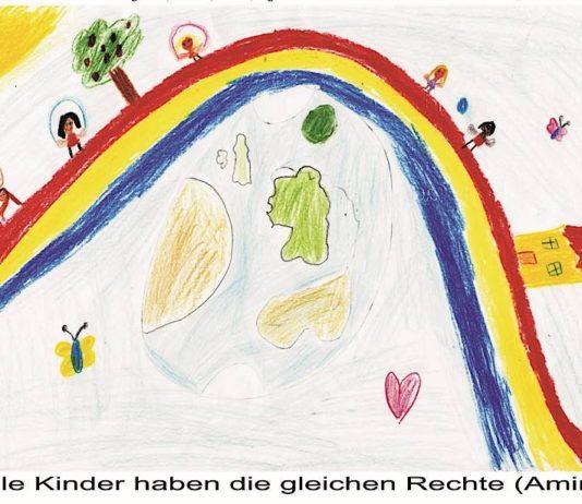 Alle Kinder haben Rechte. (Quelle: Stadtverwaltung Neustadt)