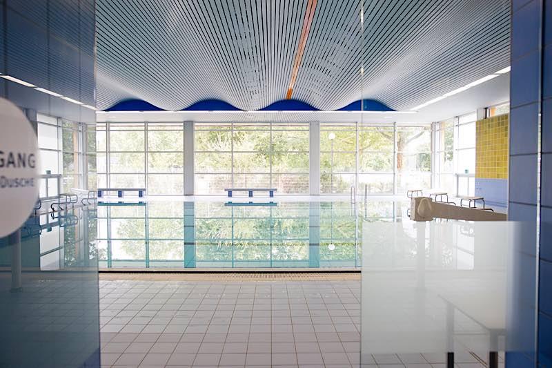 Am Montag startet die Hallenbadsaison im Hasenleiser- und Köpfelbad – bitte 3G-Nachweis mitbringen und vorab online reservieren. (Foto: Stadtwerke Heidelberg GmbH)