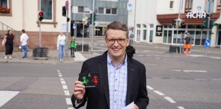 Beigeordneter Bernhard Adams (Foto: Holger Knecht)