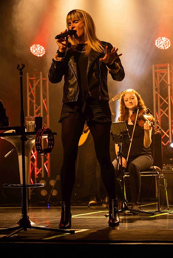 Anna Minges (Foto: Acoustic Vibration)