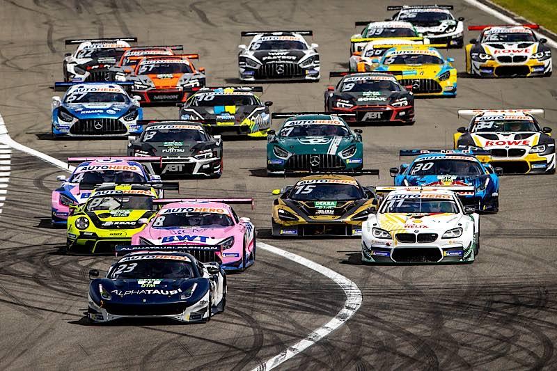 DTM, 7. + 8. Rennen Nürburgring 2021 (Foto: Gruppe C Photography/DTM)