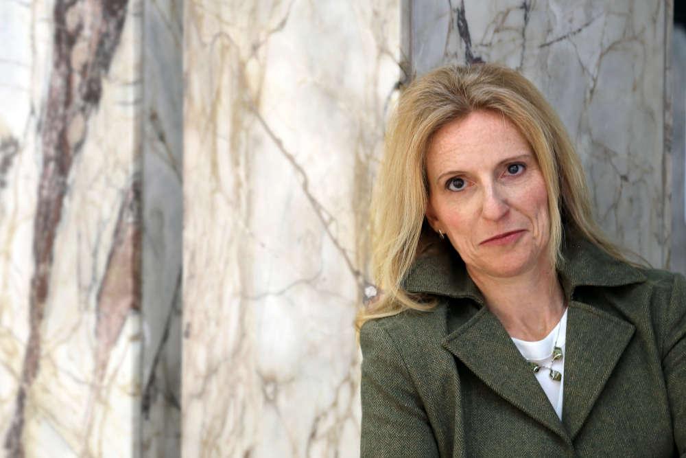 Elke Voelker (Foto: Christoph Martin Frommen)