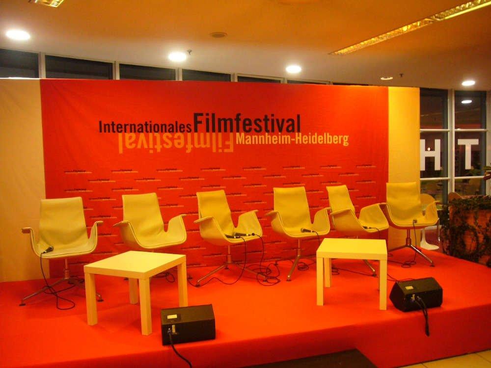 Symbolbild Internationales Filmfestival Mannheim-Heidelberg (Foto: Hannes Blank)