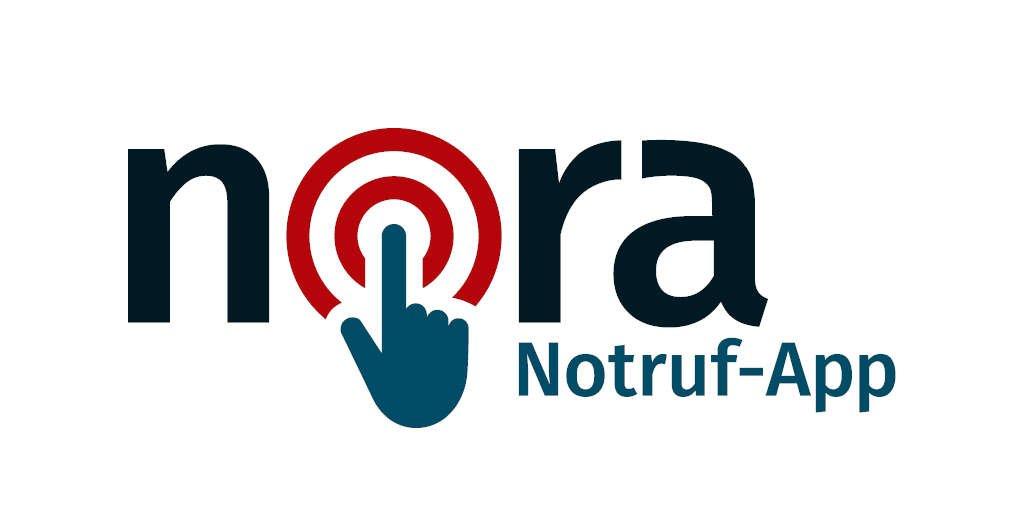 nora Notruf-App Logo (Quelle: Ministerium des Innern des Landes Nordrhein-Westfalen)