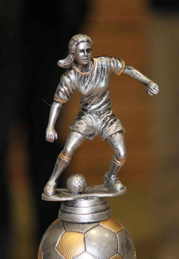 Pokal (Foto: Hannes Blank)