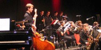 Bigband der Hochschule für Musik Karlsruhe (Foto: Hochschule für Musik Karlsruhe)