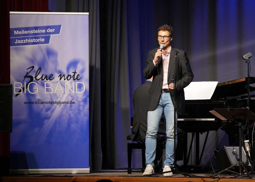 Blue note BIG BAND 2021 (Foto: Holger Knecht)