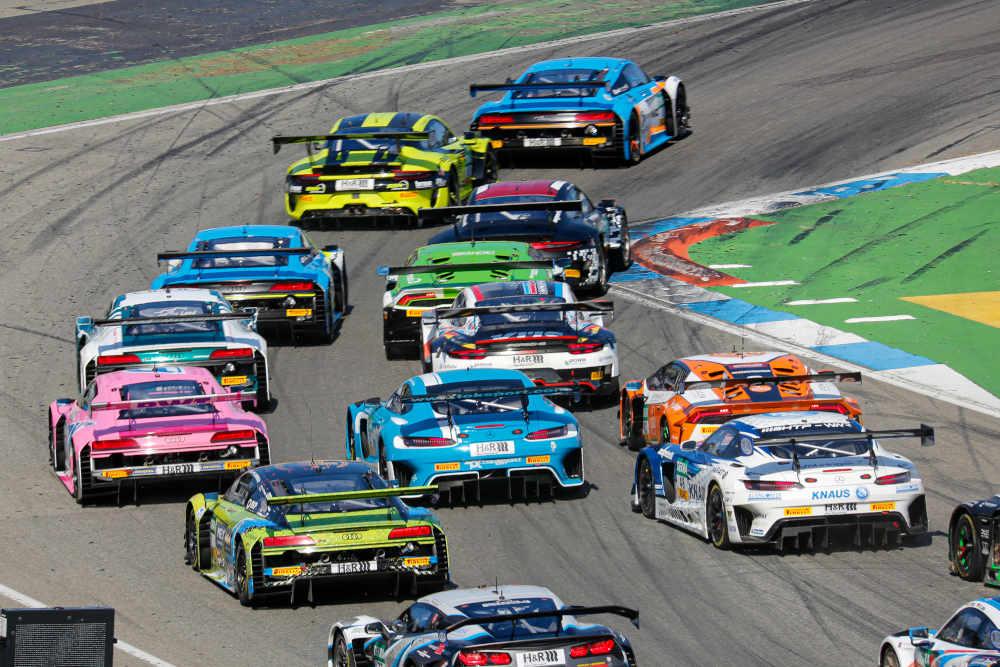 ADAC GT Masters 2020 (Foto: Hockenheim-Ring GmbH)