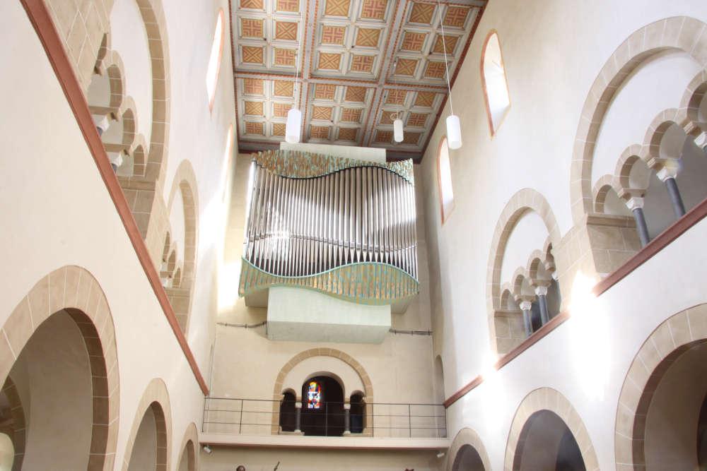 Johanniskirche in Lahnstein (Quelle: Stiftung Rheinland-Pfalz für Kultur)