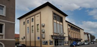Symbolbild, ROXY-Kino in der Konrad-Adenauer-Straße in NW (Foto: Holger Knecht)