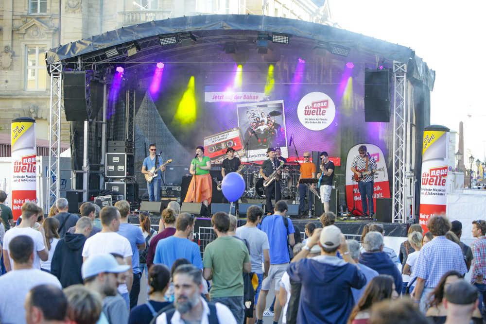 Stadtfest Karlsruhe (Foto: KME / Jürgen Rösner)