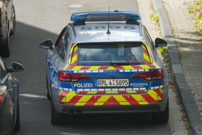 Symbolbild Funkstreifenwagen der Polizei RLP bei einer Streifenfahrt (Foto: Holger Knecht)