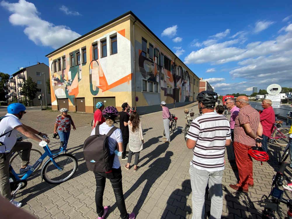 Stadtradeln-Rundfahrt (Foto: Torsten Kleb)